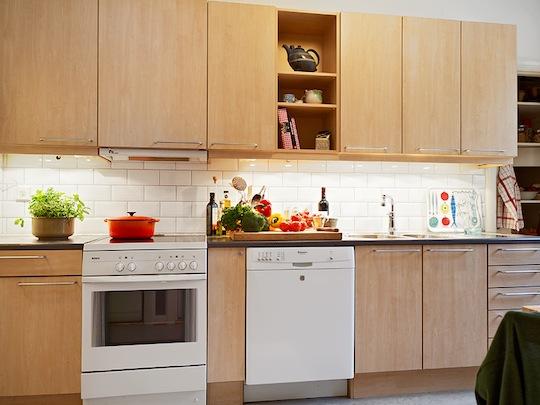 Birch Kitchen Cabinets : Kitchen Image - Kitchen & Bathroom Design Center