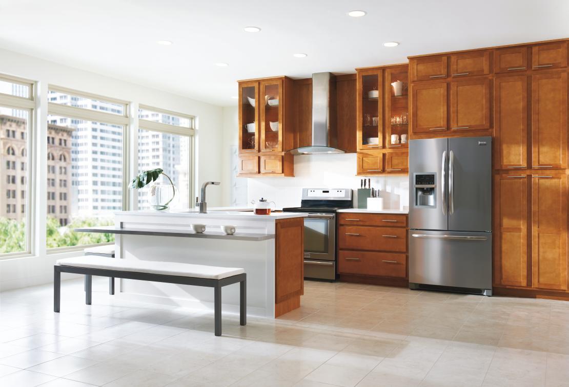 Red Birch Cabinets Kitchen Kitchen Image Kitchen Bathroom Design Center