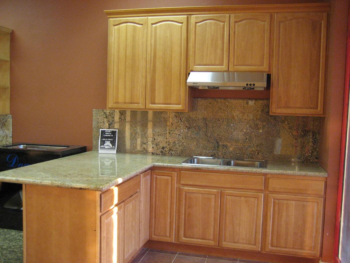 Kitchen Paint Colors With Birch Cabinets