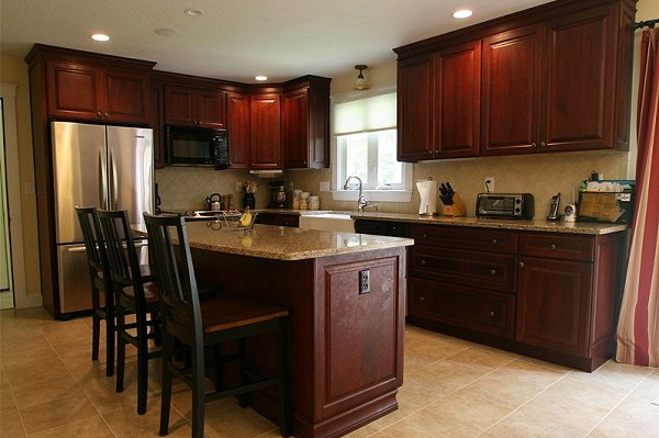 Amazing Dark Cherry Kitchen Cabinets 600 x 399 · 50 kB · jpeg
