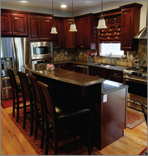 Pin Scottsdale Maple Cognac Kitchen Cabinetry Cabintes And On Pinterest
