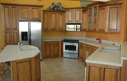 Glazed Maple Traditional Kitchen Traditional Kitchen Traditional Kitchen Cabinets