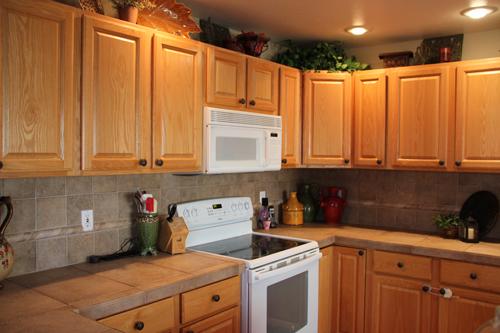 Kitchen image kitchen bathroom design center for Basic kitchen cupboards
