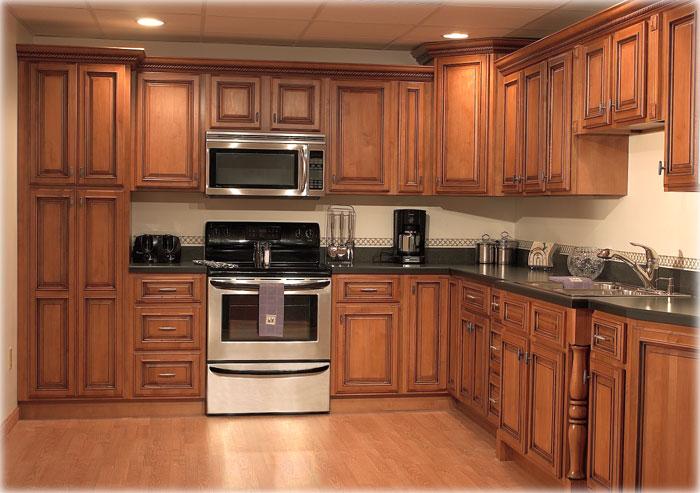 Kitchen Design Ideas Oak Cabinets