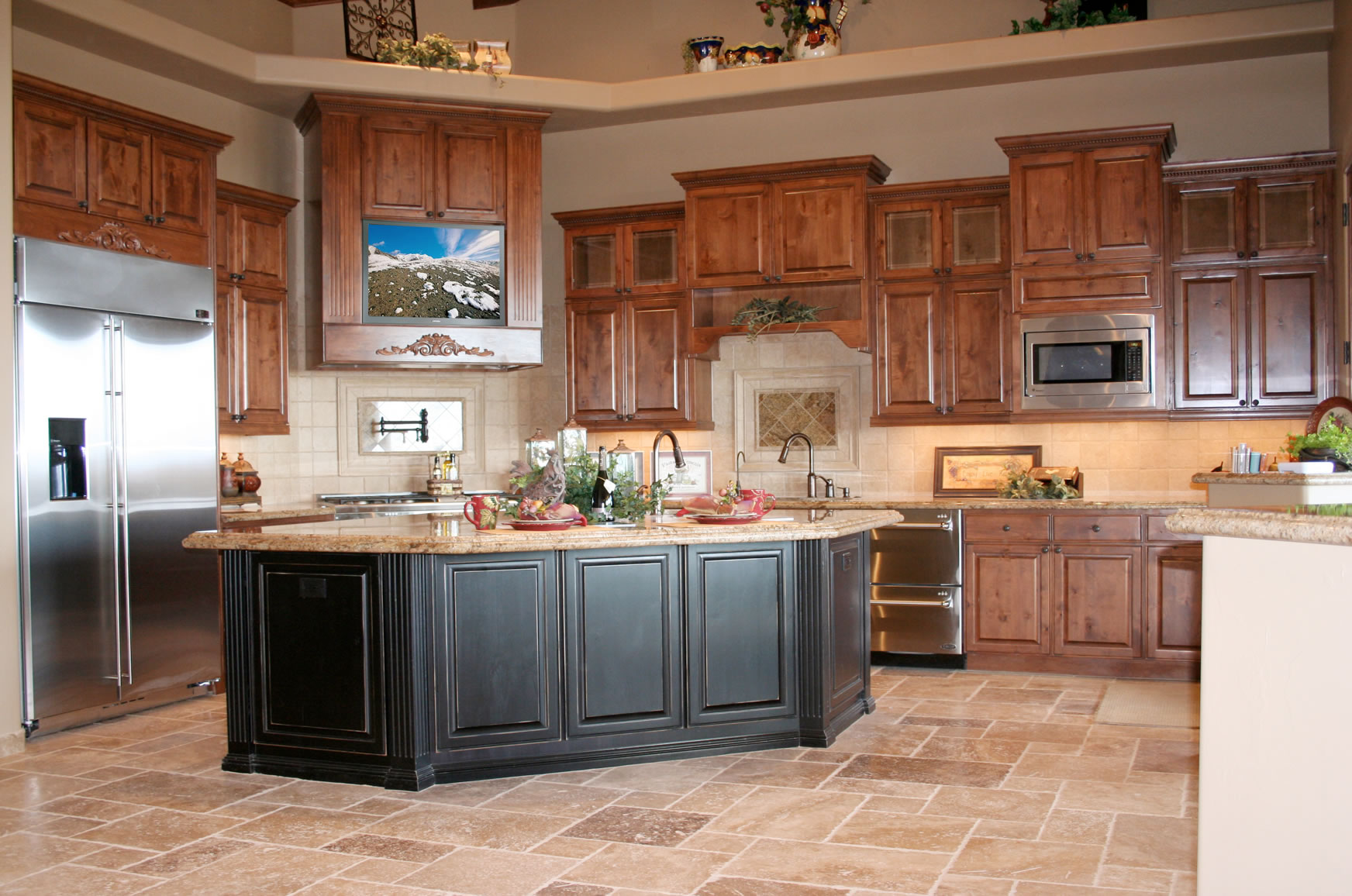 Kitchen image kitchen bathroom design center for Kitchen cabinets ideas pictures