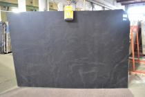 Black Orion Leather 3cm Size 109x73 Lot# N2