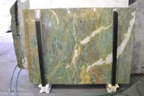 Coral Green Polished 3cm Size 72x54 Lot# H1