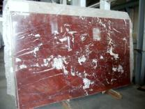 Red French Polished 3cm Size 115x70 Lot# M1