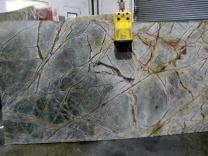 Green Forest Polished 3cm Size 106x66 Lot# K1