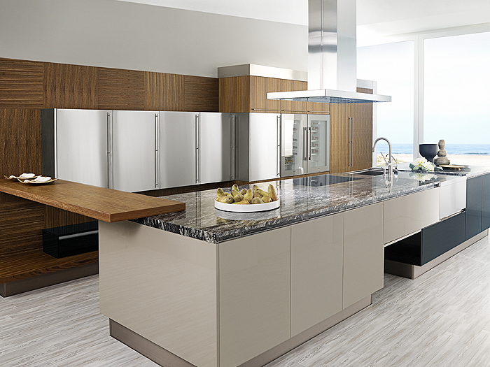Kitchen Cabinets - CNC Cabinetry - Kitchen Image Mount Vernon New York
