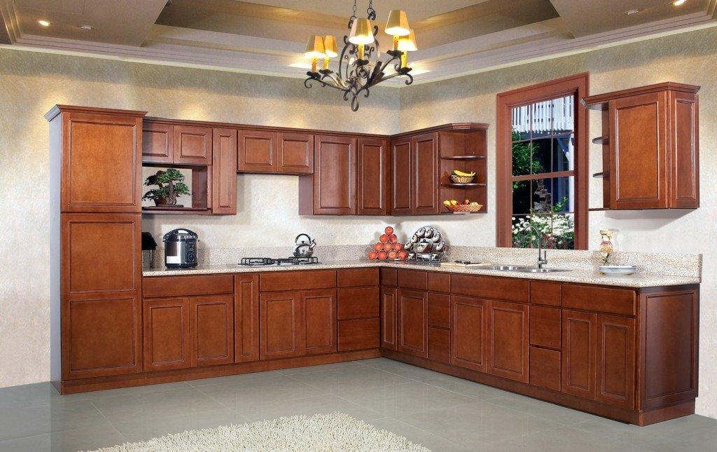 Kitchen Cabinets Oak 11